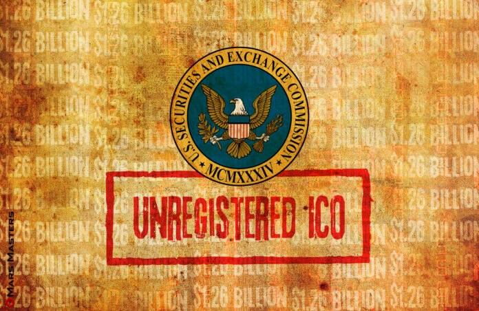 Unregistered ICO