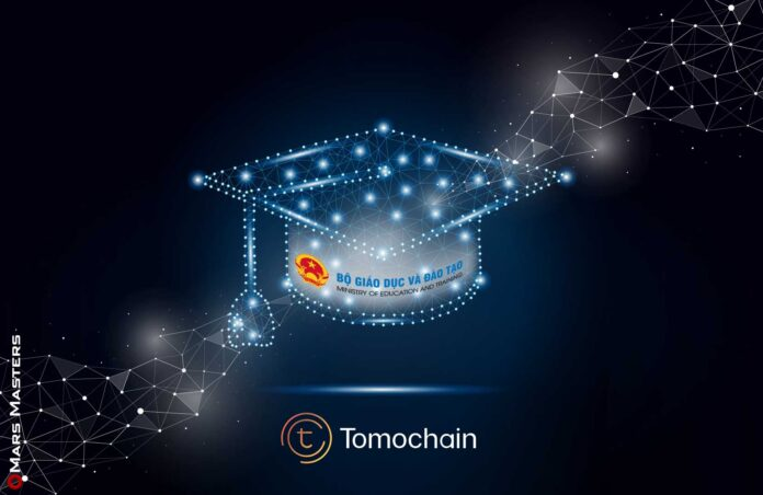 TomoChain Partners with Vietnam's Ministry of Education