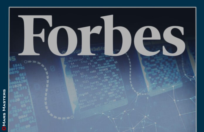 Ten crypto leaders are in the new Forbes 30 Under 30 list