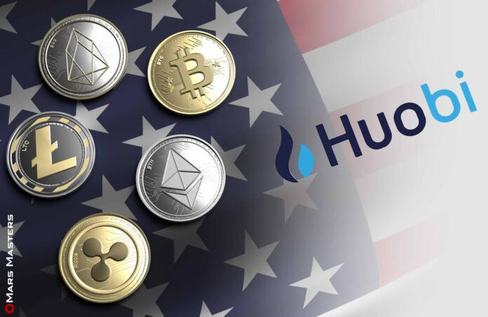 Huobi crypto exchange plans return to the US after ceasing operations in 2019