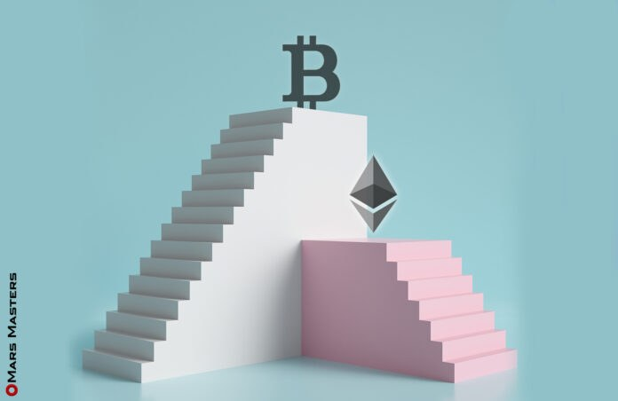 Bitcoin and Ethereum Struggle To Gain Bullish