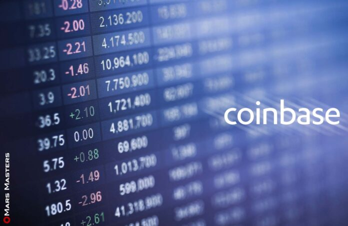 Coinbase Announces Proposed Direct Listing of Shares