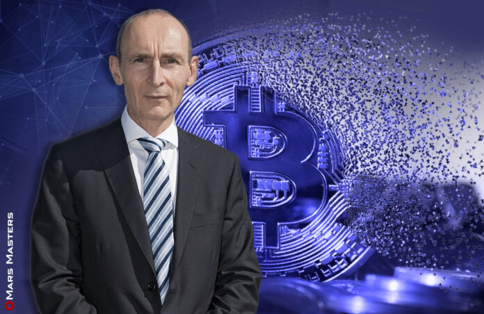 DeVere Group CEO Sold Half of Bitcoin Holdings at All-Time High