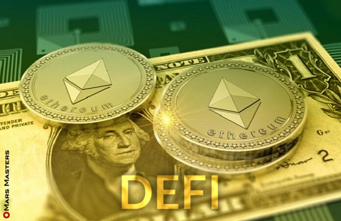 Ethereum DeFi protocol gained $1 Billion