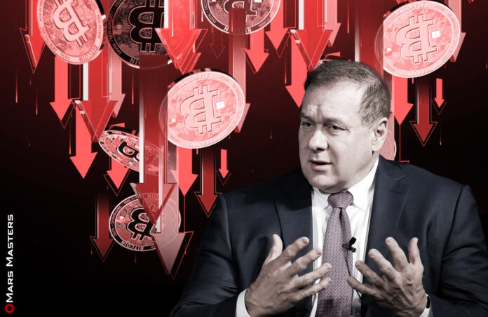 Guggenheim predicts Bitcoin to go down to $20,000