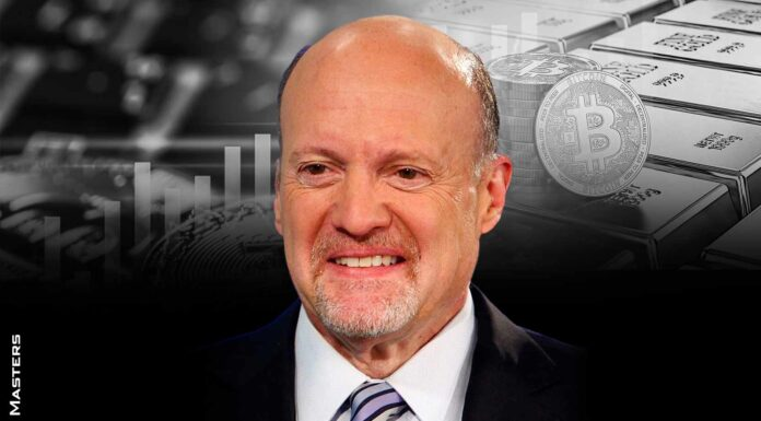 Jim Cramer says money is all going to crypto
