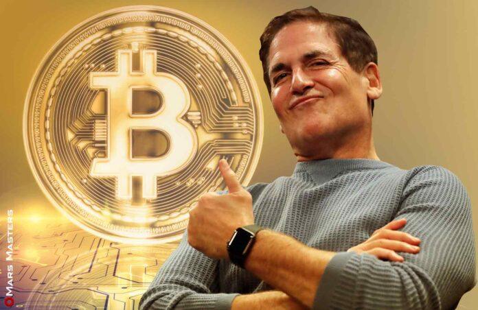 Mark Cuban says he'll run for president if BTC hits $1M