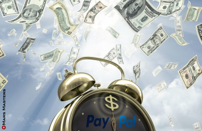PayPal traded over $240 million in a day