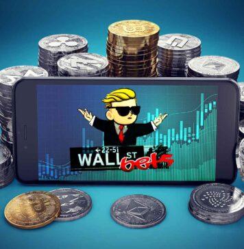 WallStreetBets Coin becomes #1 on CoinMarketCap