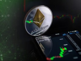 Ether Cryptocurrency Passes $1,800 for First Time