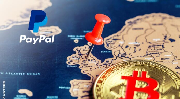 PayPal expanding crypto services to U.K. residents
