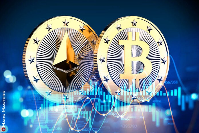 Bitcoin and Ethereum Trade To Record Highs
