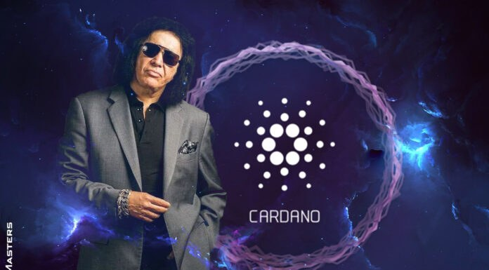 Gene Simmons claims he added Cardano's $300K to his bags