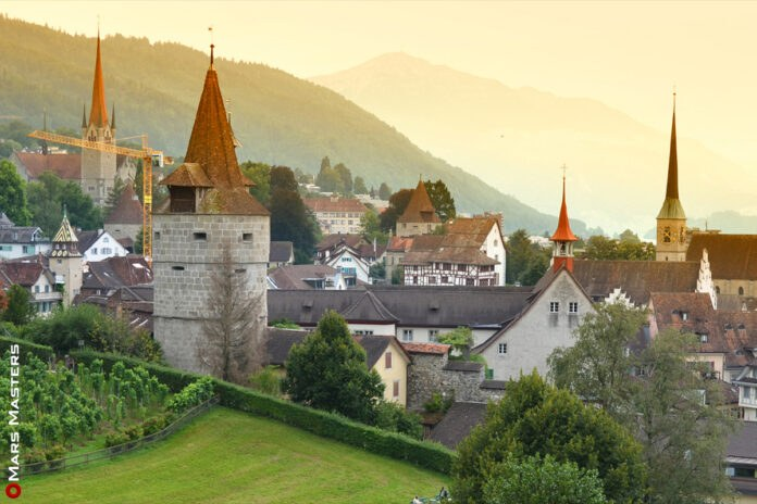 Switzerland's 'Crypto Valley' Has Started Accepting Bitcoin, Ether for Tax Payments