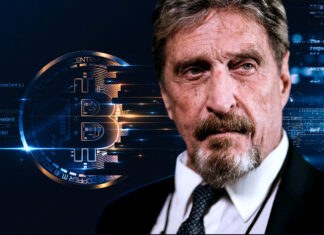 The NY Court has Charged McAfee with Crypto-related Fraud