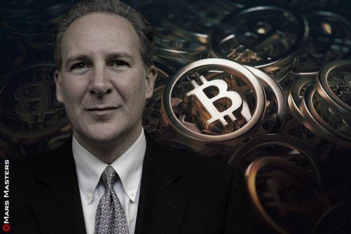 Peter Schiff's son moves 100% of his portfolio into Bitcoin