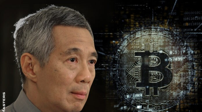 Singapore PM tells followers to 'remain vigilant' on crypto after seeing name used to sell tokens