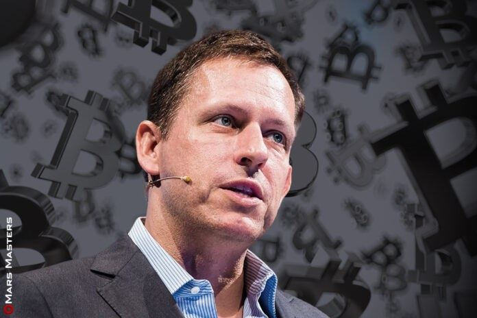 China using Bitcoin as 'financial weapon' against United States: Peter Thiel